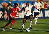 Toronto FC vs Bolton Wanderers FC July 21 2010