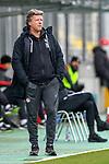 Trainer Jeff Saibene (Kaiserslautern) beim Spiel in der 3. Liga, FC Bayern München II -1. FC Kaiserslautern.<br /> <br /> Foto © PIX-Sportfotos *** Foto ist honorarpflichtig! *** Auf Anfrage in hoeherer Qualitaet/Aufloesung. Belegexemplar erbeten. Veroeffentlichung ausschliesslich fuer journalistisch-publizistische Zwecke. For editorial use only. DFL regulations prohibit any use of photographs as image sequences and/or quasi-video.