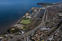 Burlingame California Aerial Photography