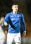 St Mirren v St Johnstone...25.03.14    SPFL<br /> Michael O'Halloran<br /> Picture by Graeme Hart.<br /> Copyright Perthshire Picture Agency<br /> Tel: 01738 623350  Mobile: 07990 594431