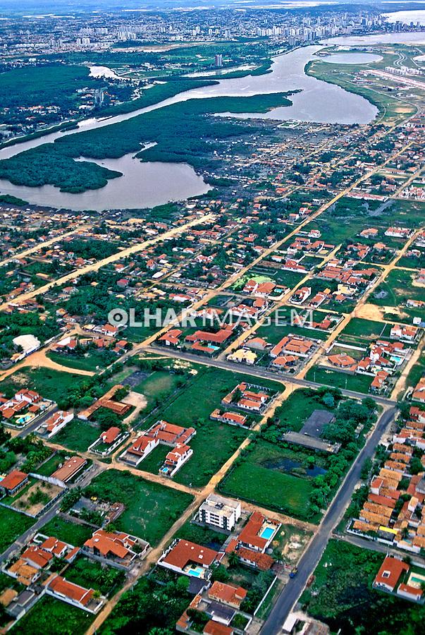 Cidade de Aracajú. Sergipe. 1999. Foto de Salomon Cytrynowicz.
