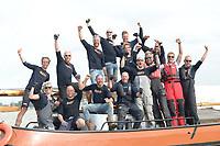 ZEILSPORT: LEMMER: 17-08-2019, IFKS Skûtsjesilen, ©foto Martin de Jong