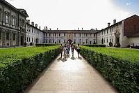 Monastero Certosa di Pavia --- The monastery Certosa di Pavia