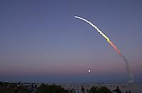 2001 Space Shuttle Atlantis Launch