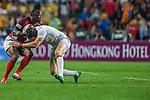 England vs Canada during the Cathay Pacific / HSBC Hong Kong Sevens at the Hong Kong Stadium on 29 March 2014 in Hong Kong, China. Photo by Juan Flor / Power Sport Images