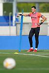 Getafe CF's David Soria during training session. August 26,2021.(ALTERPHOTOS/Acero)