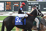 March 20, 2021: Run Classic in the  Louisiana Derby at Fair Grounds Race Course in New Orleans, Louisiana. Parker Waters/Eclipse Sportswire/CSM