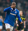 :: MAURICE EDU CELEBRATES AFTER HE SCORES RANGERS FIRST ::