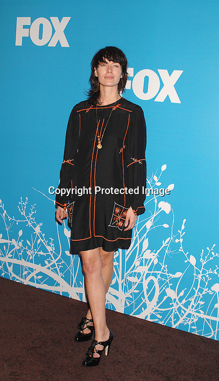 Lena Headey..arriving at The FOX TV Upfront on May 17, 2007 at ..Wolman Rink in Central Park in New York City. ..Robin Platzer, Twin Images........212-935-0770