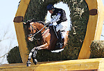 April 26, 2014: Seacookie TSF and William Fox-Pitt compete in Cross Country at the Rolex Three Day Event in Lexington, KY at the Kentucky Horse Park.  Candice Chavez/ESW/CSM