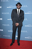 Omar Epps at Fox's 'House' series finale wrap party at Cicada on April 20, 2012 in Los Angeles, California. ©mpi21/MediaPunch Inc.