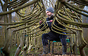 23/02/18<br /> <br /> Chris Robinson, Designer.<br /> <br /> Full Grown furniture is grown in a woodland near Wirksworth, Derbyshire. <br /> <br /> As seen here: <br /> http://www.dailymail.co.uk/news/article-5587659/Willows-transformed-seats-seven-years-available-buy-5-000.html<br /> <br /> All Rights Reserved: F Stop Press Ltd. +44(0)1335 344240  www.fstoppress.com.