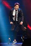 Jun-Su (JYJ), Oct 29, 2015 : K-Pop boys group JYJ member, Jun-Su performs during the 2015 Korean Popular Culture & Arts Awards held at National Theater in Seoul, South Korea on October 29, 2015. (Photo by Pasya/AFLO)