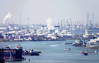 Nederland - Amsterdam - 26 maart 2018. . De Haven van Rotterdam. Foto Berlinda van Dam / Hollandse Hoogte  Foto Berlinda van Dam / Hollandse Hoogte.