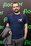 Nacho Vigalondo during the presentation os Series Flooxer, by Flooxer. Jun 2,2016. (ALTERPHOTOS/Rodrigo Jimenez)