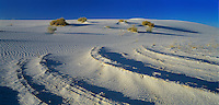 Sand Dunes,White Sands National Monument, New Mexico, USA