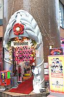 SEX SHOP, WILDONE IN SHIBUYA, TOKYO
