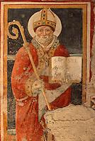 Italien, Umbrien, Fresken im Dom von Orvieto