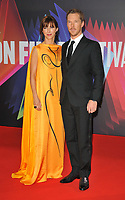 """Benedict Cumberbatch and Sophie Hunter at the 65th BFI London Film Festival """"The Power Of The Dog"""" American Express gala, Royal Festival Hall, Belvedere Road, on Monday 11th October 2021, in London, England, UK. <br /> CAP/CAN<br /> ©CAN/Capital Pictures"""