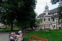 Friedenskirche in Jawor, Woiwodschaft Niederschlesien (Województwo dolnośląskie), Polen, Europa, UNESCO-Weltkulturerbe<br /> Peace Church in Javor , Poland, Europe, UNESCO-heritage site