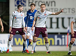 St Johnstone v Hearts…30.10.19   McDiarmid Park   SPFL<br />Steven MacLean<br />Picture by Graeme Hart.<br />Copyright Perthshire Picture Agency<br />Tel: 01738 623350  Mobile: 07990 594431