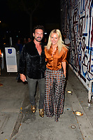 Nicky Whelan And Frank Grillo Spotted At Craig's In Hollywood