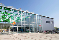 Nederland Groningen - 2019. Zernike Campus. EnTranCe. TNO heeft op het EnTranCe terrein in Groningen een proeftuin ingericht waar nieuwe technologieën getest kunnen worden in reële omstandigheden. In de Hybride Systeem Integratie faciliteit (HESI) ondersteunt TNO bedrijven om hun vindingen versneld op de markt te kunnen brengen.  Foto Berlinda van Dam / Hollandse Hoogte