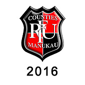 Counties Manukau Rugby 2016