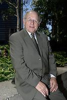 Michel Audet, Former Quebec Finance Minister - June 2008 file photo