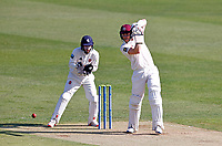 Rob Keogh bats for Northants during Kent CCC vs Northamptonshire CCC, LV Insurance County Championship Group 3 Cricket at The Spitfire Ground on 3rd June 2021