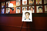 Andrew Garfield portrait during the Sardi's portrait unveiling for Andrew Garfield at Sardi's on May 31, 2018 in New York City.