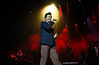 OCT 18 Rick Astley performing at Royal Albert Hall, Kensington, London