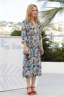 JUL 10 'Cette Musique Ne Joue Pour Personne' Photocall - The 74th Annual Cannes Film Festival