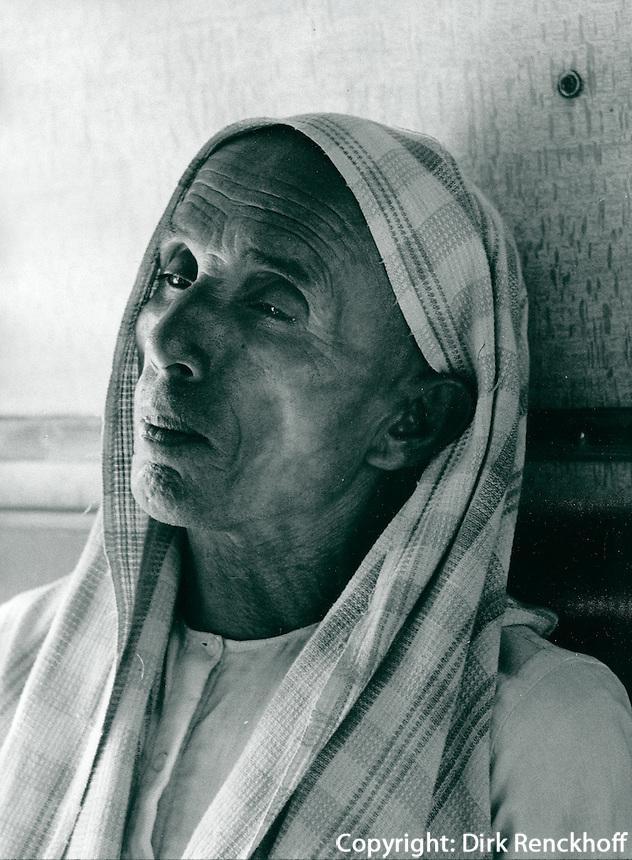 in Nordindien, Indien 1970