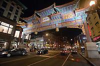 Chinatown Washington DC