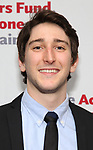 Ben Frankhauser attends The Actors Fund Annual Gala at Marriott Marquis on April 29, 2019  in New York City.