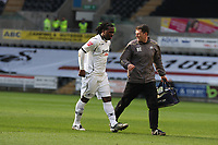 Pictured: Jason Scotland of Swansea City<br /> Re: Coca Cola Championship, Swansea City FC v Doncaster Rovers at the Liberty Stadium. Swansea, south Wales, Saturday 21 February 2009<br /> Picture by D Legakis Photography / Athena Picture Agency, Swansea 07815441513