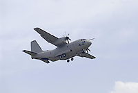 - Italian Air Force, tactical cargo plane C 27 J Spartan....- Aeronautica Militare Italiana, aereo da trasporto tattico C  27 J Spartan