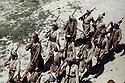 Iraq 1963 .Entrainement militaire des peshmergas.Irak 1963.Entrainement militaire de peshmergas