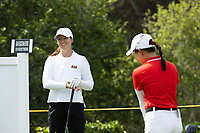 STANFORD, CA - APRIL 24: Linn Grant at Stanford Golf Course on April 24, 2021 in Stanford, California.
