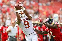 NCAA FOOTBALL: Texas vs Maryland