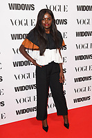 """arriving for the """"Widows"""" special screening in association with Vogue at the Tate Modern, London<br /> <br /> ©Ash Knotek  D3457  31/10/2018"""
