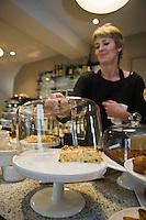 Europe/France/Picardie/80/Somme/Baie de Somme/ Saint-Valery-sur-Somme : Restaurant: Le Vélocipède