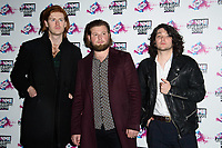 The Amazons<br /> arriving for the NME Awards 2018 at the Brixton Academy, London<br /> <br /> <br /> ©Ash Knotek  D3376  14/02/2018