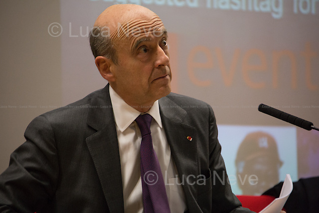 """Alain Juppé, former French Prime Minister.<br /> <br /> For more pictures on this event click here: <a href=""""http://bit.ly/13GKRHu""""> http://bit.ly/13GKRHu</a>"""