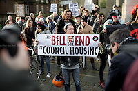 """05.01.2016 - """"Housing and Planning Bill Demonstration"""""""