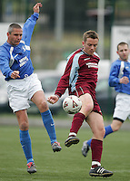 Canning Town vs Harold Wood Athletic - Essex Olympian League Senior Division One at West Ham Community Pitch, Beckton - 26/05/07 - MANDATORY CREDIT: Gavin Ellis/TGSPHOTO - SELF-2BILLING APPLIES WHERE APPROPRIATE. NO UNPAID USE -  Tel: 0845 0946026