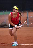 07-08-13, Netherlands, Rotterdam,  TV Victoria, Tennis, NJK 2013, National Junior Tennis Championships 2013, Anastasiya Mulder<br /> <br /> <br /> Photo: Henk Koster