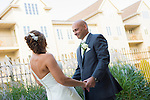 Stacy Vosters and Chris Williams wedding at Stone Harbor Resort in Sturgeon Bay, Wis., on September 19, 2015.