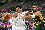 2014 FIBA Basketball World Cup New Zealand v Lithuania